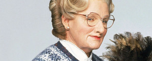 Mrs. Doubtfire -- 1993 Rated PG-13