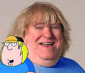 Chris Griffin in Person