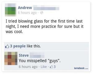 Andrew gets screwed