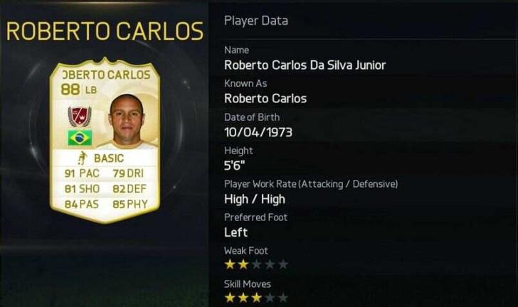 10. Roberto Carlos