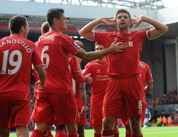 Liverpool FC is one of the most valuable football clubs 2014