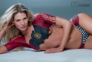 Sarah Brandner is one of the Hottest Football Player Girlfriends and Wives (Wags)
