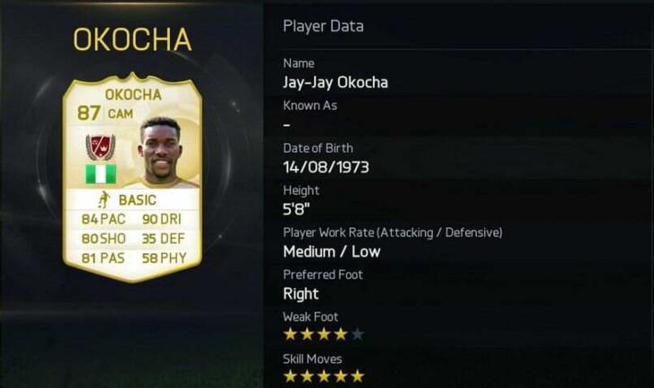 13. Jay-Jay Okocha