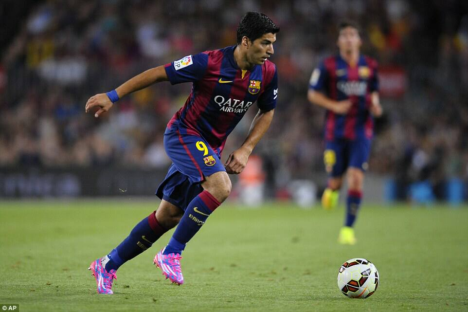 Luis Suárez Most Expensive Transfer Fee's In Football History