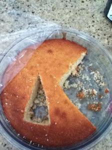 Mutilated Cake