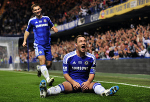 John Terry is one of the Top 10 Highest Paid Chelsea Players 2014/15