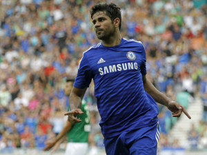 Diego Costa is one of Top 10 Fastest Players in The Premier League This Season