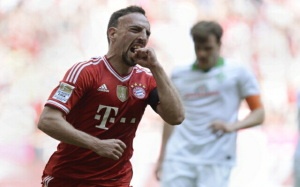 Franck Ribery Bayern Munich Most Overrated Football Players In The World