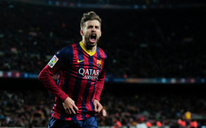 Gerard Pique Barcelona Most Overrated Football Players In The World