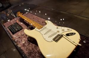 Jimi Hendrix's Woodstock Startocaster