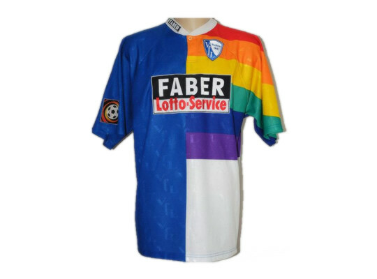VFL Bochum Cit away shirt 1998-99