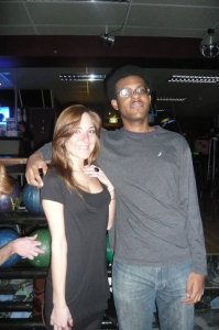 Interracial buddies
