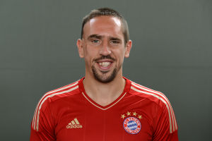 Franck Ribery is one of the Fastest footballers In the World 2015