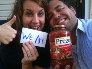 Indeed, We are Prego