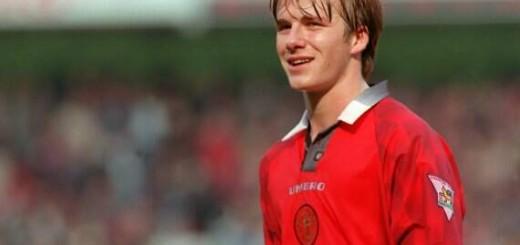 David Beckham,