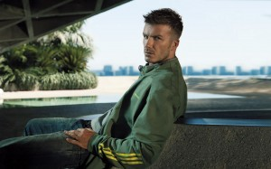 David Beckham is the The highest ever paid celebrity for commercial appearance