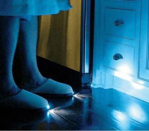 Light provision slippers