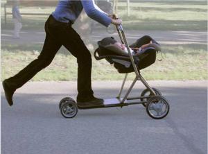 2-in-one Stroller
