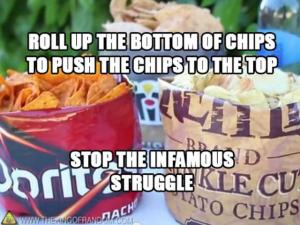 No more struggles…