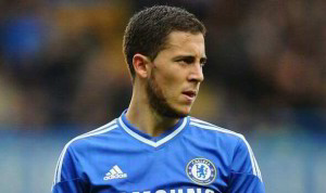 Eden Hazard is one of the Top 10 Highest Paid Chelsea Players 2014/15
