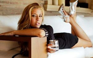 Elisabeth Reyes is one of the Hottest Footballers Girlfriends and Wives (Wags)