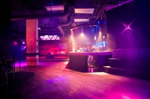 Footwork nightclub in Toronto