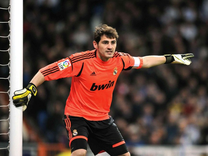 Iker Casillas is one the Most Popular Football Players In The World