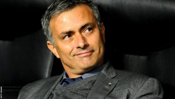 Jose Mourinho is the best premier league managers ranked on win percentage