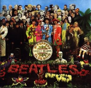 Beatles, Sergeant Pepper Drum Head