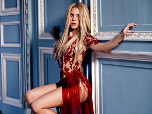 Shakira is the hottest football player girlfriend on our the hottest football player girlfriends 2015