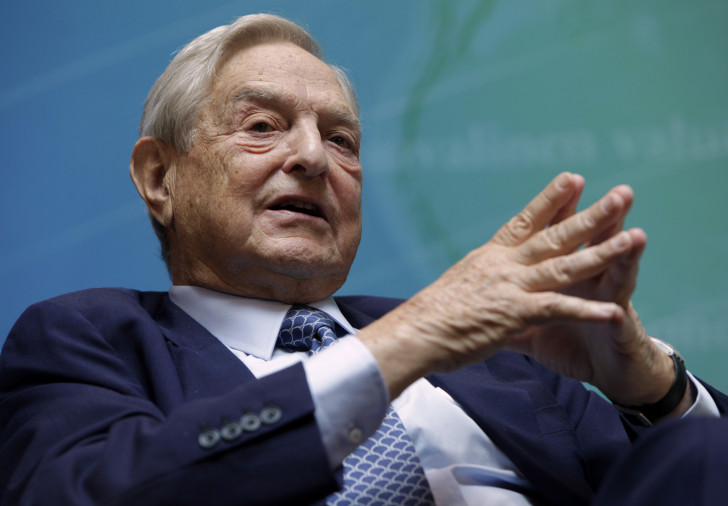 George Soros is one of the richest billionaires in football