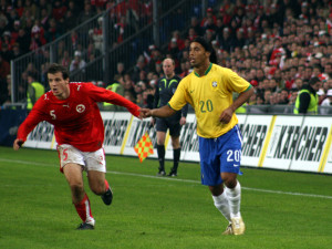 Ronaldinho is one of the Top 10 Penalty Takers In The World Of All Time