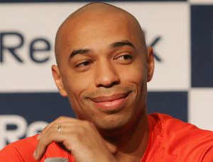 Thierry Henry is one of The Richest Football Players In The World 2014-2015