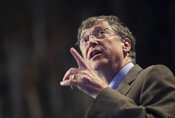 Bill Gates is The Richest Man In The World 2014