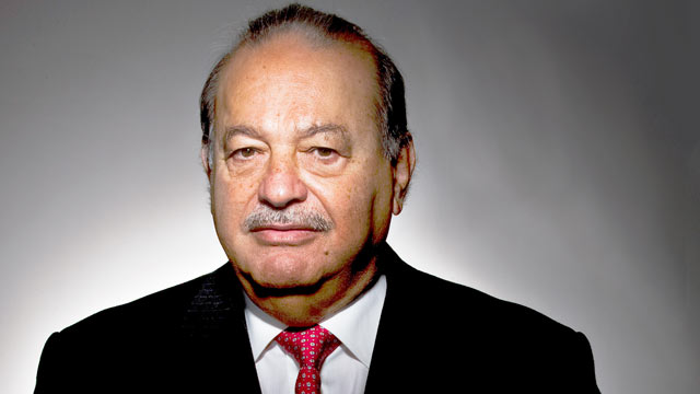 Carlos Slim Helu is the richest football club owners