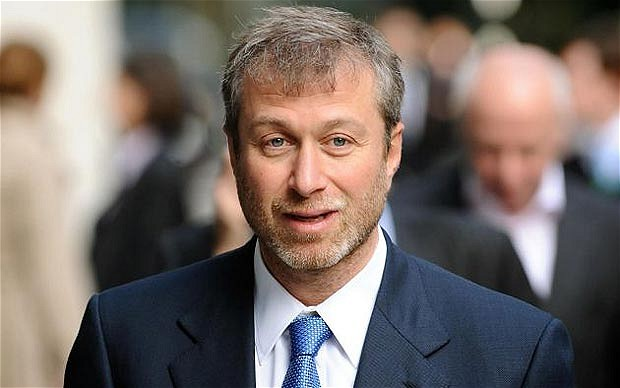 Roman Abramovich is one of the richest billionaires in football