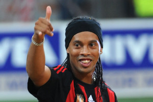 Ronaldinho  is one of The Richest Football Players In The World 2014-2015