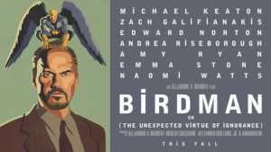 Birdman or [The Unexpected Virtue of Ignorance]