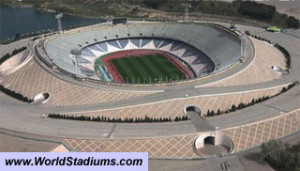 azadi stadium is one of the best stadiums in the world