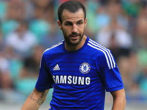 cesc fabregas is one of the Top 10 Highest Paid Chelsea Players 2014/15
