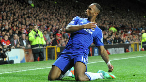 Didier Drogba is one of the Top 10 Highest Paid Chelsea Players 2014/15