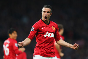 Robin Van Persie is one of the 10 Players with Most Premier League Hat-tricks