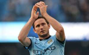 Transfer: Frank Lampard, New York City FC loan to Manchester City