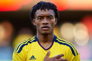 4 Things Chelsea Fans Need to Know About Juan Cuadrado