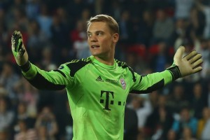 manuel neuer is one of the Top 10 Best Footballers In The World Right Now
