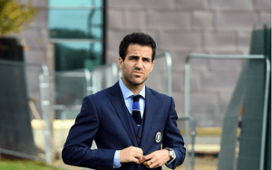 Cesc Fabregas is one of the Top 10 Most Handsome Footballers In The World 2015