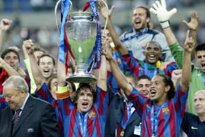 Players with most Champions League titles