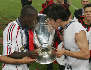 clerance seedorf tops the list of players with most ucl trophies with 4