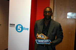 Jimmy Floyd is one of the Top 10 Footballers With Most Premier League Golden Boots