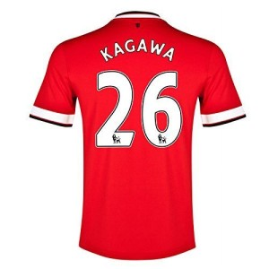 Kagawa's shirt is one of the Top 10 Best Sold Soccer Jersey Names